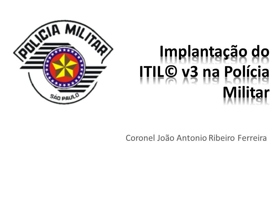 Missão da Área de Tecnologia Prover infra-estrutura e serviços de tecnologia da informação e comunicação alinhados com a direção estratégica e adequados às necessidades de operação da Polícia Militar