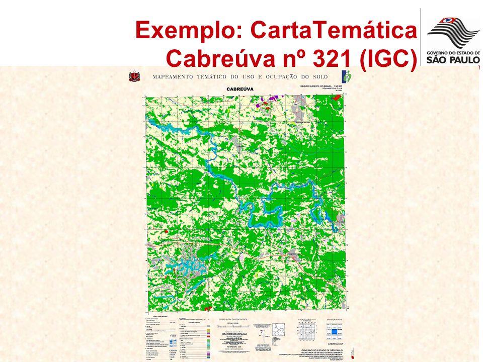 Exemplo: CartaTemática Cabreúva nº 321 (IGC)