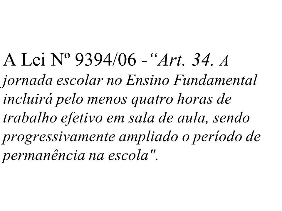 § 1º São ressalvados os casos do ensino noturno e das formas alternativas de organização autorizadas nesta Lei.