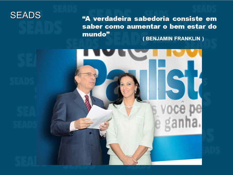 20 SEADS Esclarecimento de dúvidas www.nfp.fazenda.sp.gov.br Manuais Aplicativos: - Manual da Entidade Social - Manual do Consumidor tel.