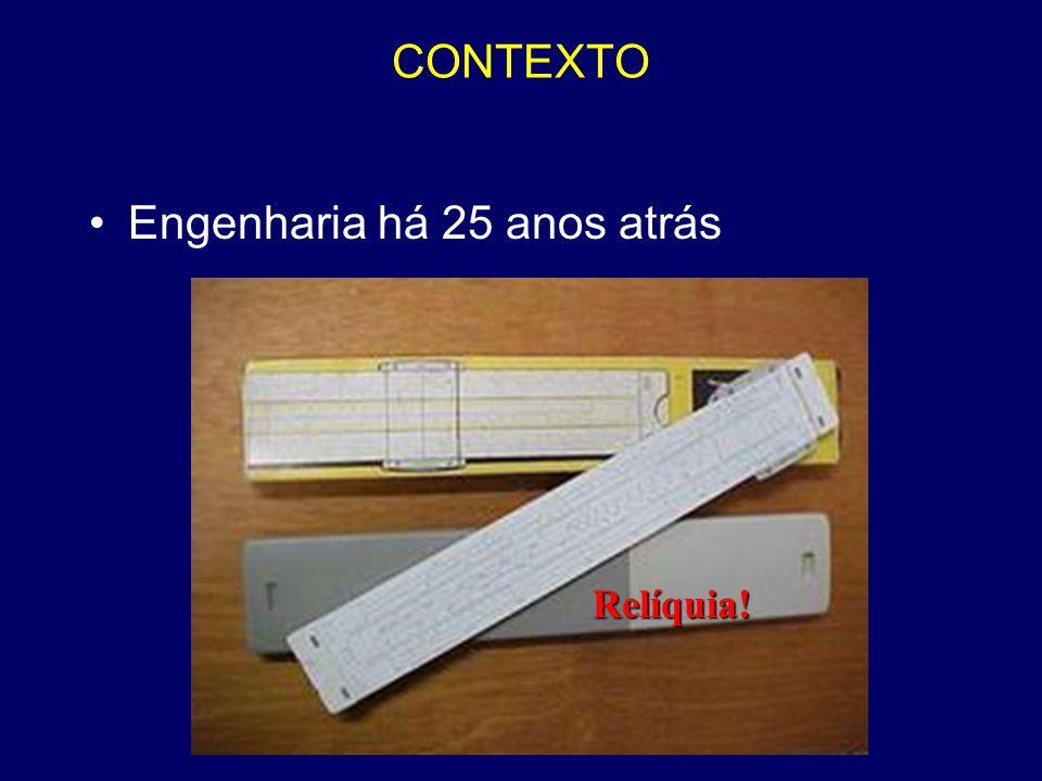 CONTEXTO Engenharia há 25 anos atrás Relíquia!