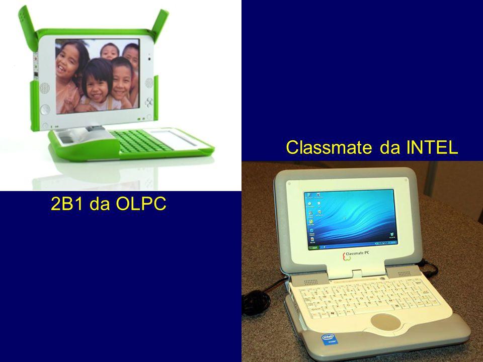 2B1 da OLPC Classmate da INTEL