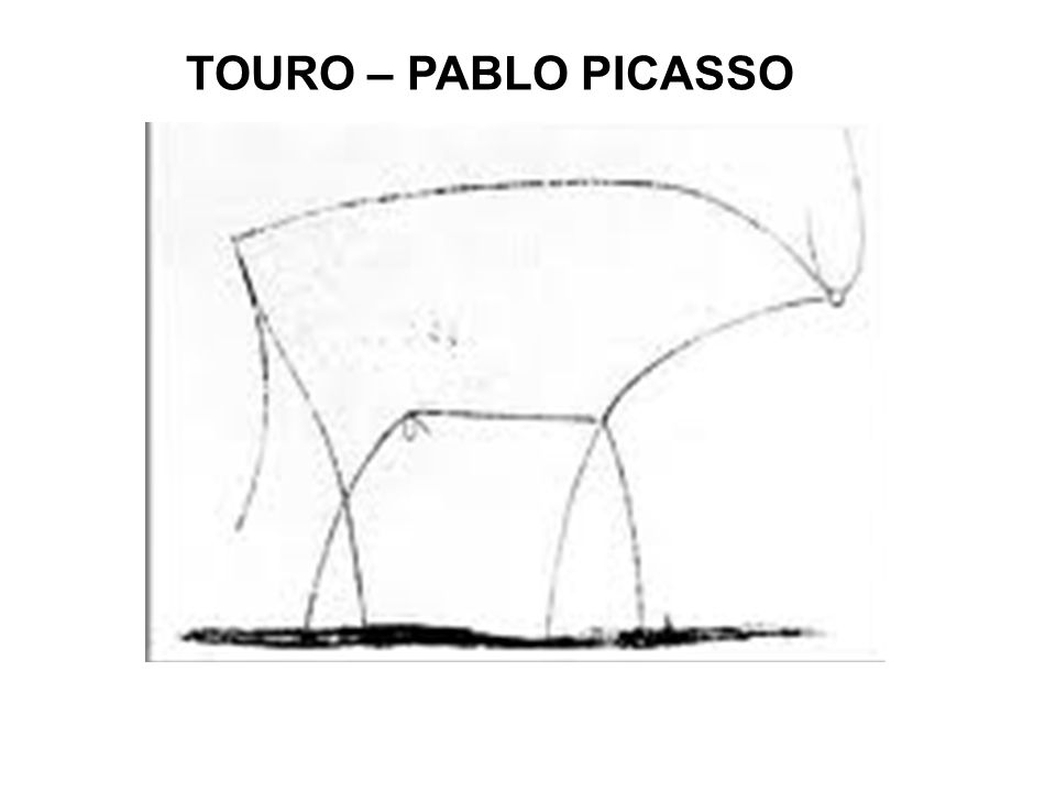 TOURO – PABLO PICASSO
