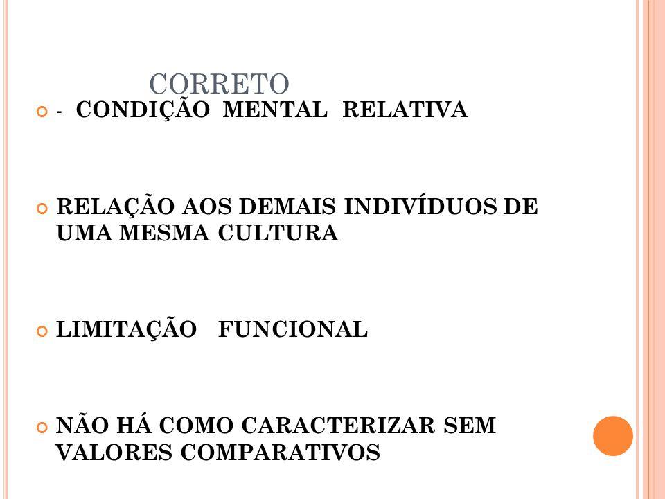 DOENÇA MENTAL MEDICAMENTOS PELO PSIQUIÁTRA- COORDENA O TRATAMENTO ENVOLVIDOS: PSICÓLOGOS T.OCUPACIONAL