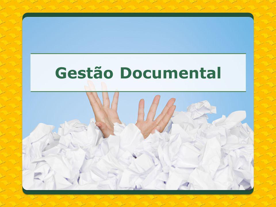 Estudo multidisciplinar, que permite: Avaliação de Documentos – Identificar os valores dos documentos; – Definir os prazos de guarda; – Indicar a destinação final (eliminação ou guarda permanente).