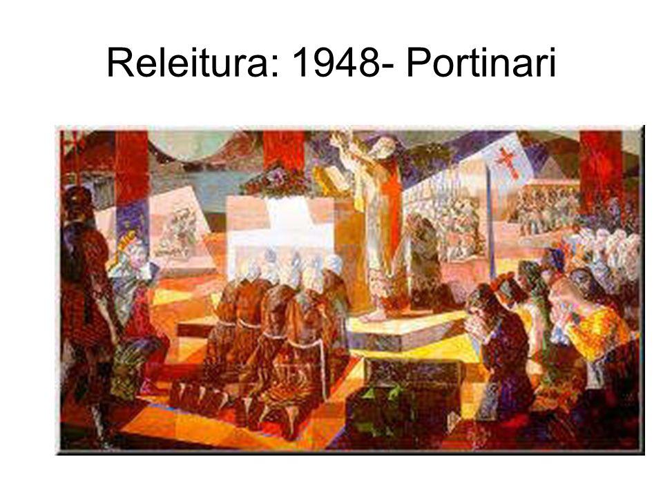 Releitura: 1948- Portinari