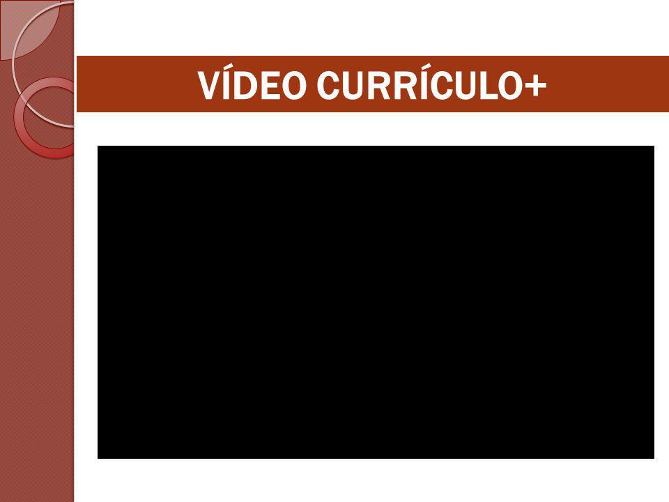 VÍDEO CURRÍCULO+