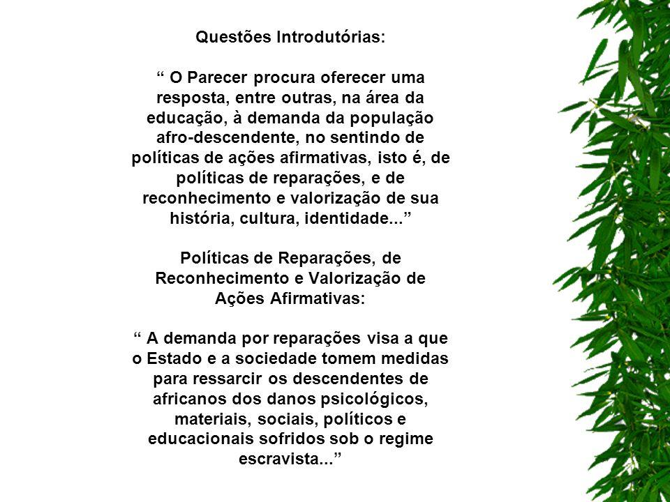 Para reeducar as relações étnico-raciais, no Brasil, é necessário fazer emergir as dores e medos que têm sido gerados.