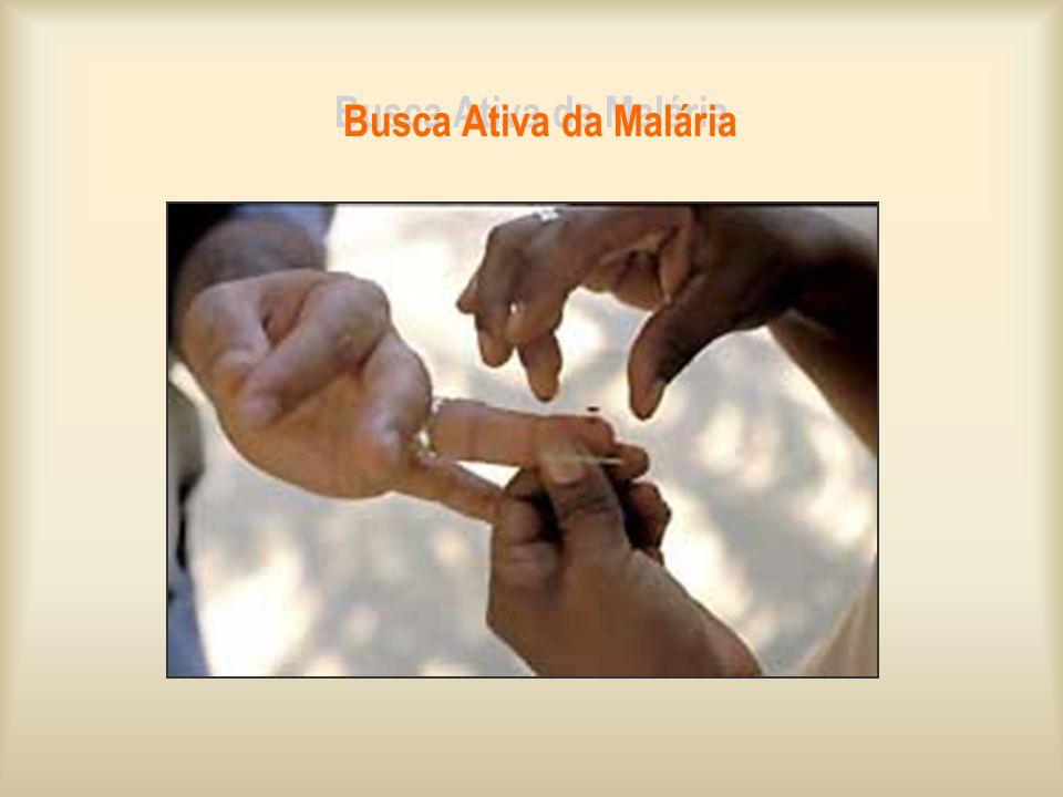 Busca Ativa da Malária