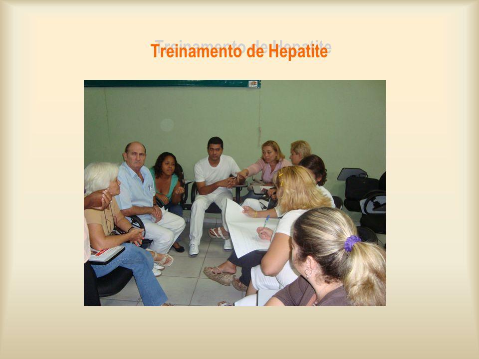 Treinamento de Hepatite