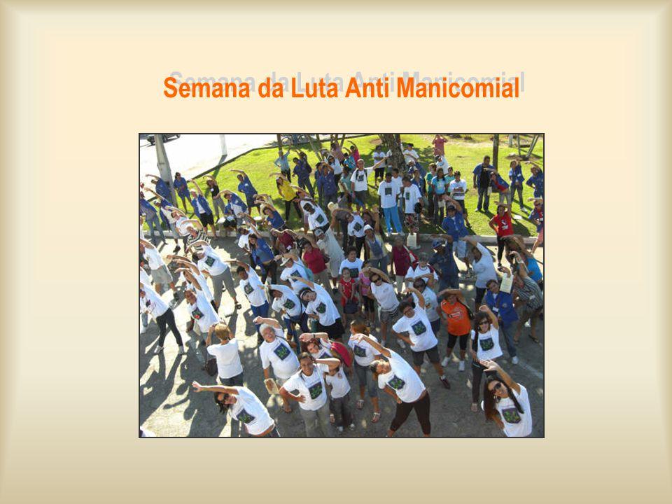 Semana da Luta Anti Manicomial