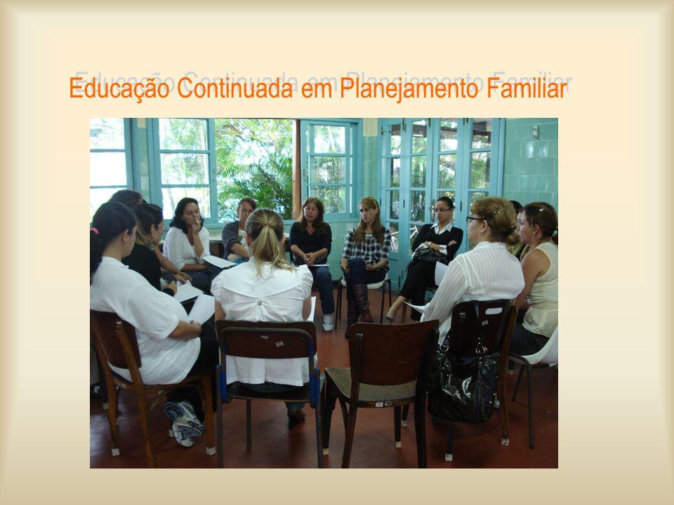 Educação Continuada em Planejamento Familiar