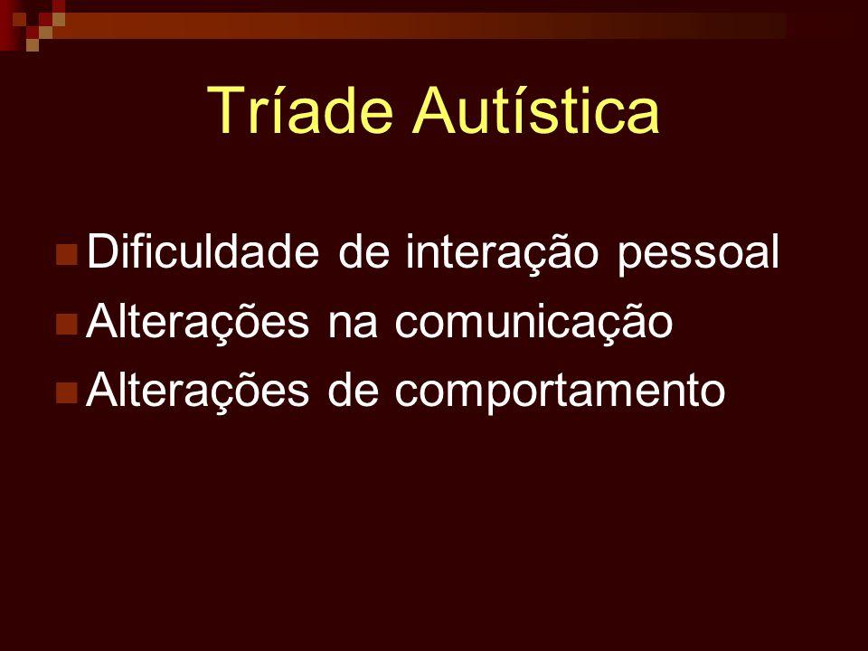 Instrumentos diagnósticos ATA Esta escala, embora não tenha o escopo de avaliar especificamente uma função psíquica, é utilizada para avaliação de uma das patologias mais importantes da Psiquiatria Infantil - o Autismo.
