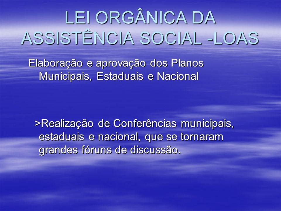 Política Nacional de Assistência Social-PNAS -2004 Com a aprovação da PNAS em 2004, a Assistência Social é incluída em um novo patamar de Política de Estado, na busca da implementação do Sistema Único de Assistência Social - SUAS