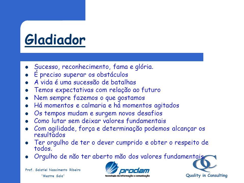 Prof. Salatiel Nascimento Ribeiro Mestre Sala Trabalho em equipe A Bíblia ressalta o valor do trabalho em equipe. Eclesiastes 4.9-12 destaca: É melhor