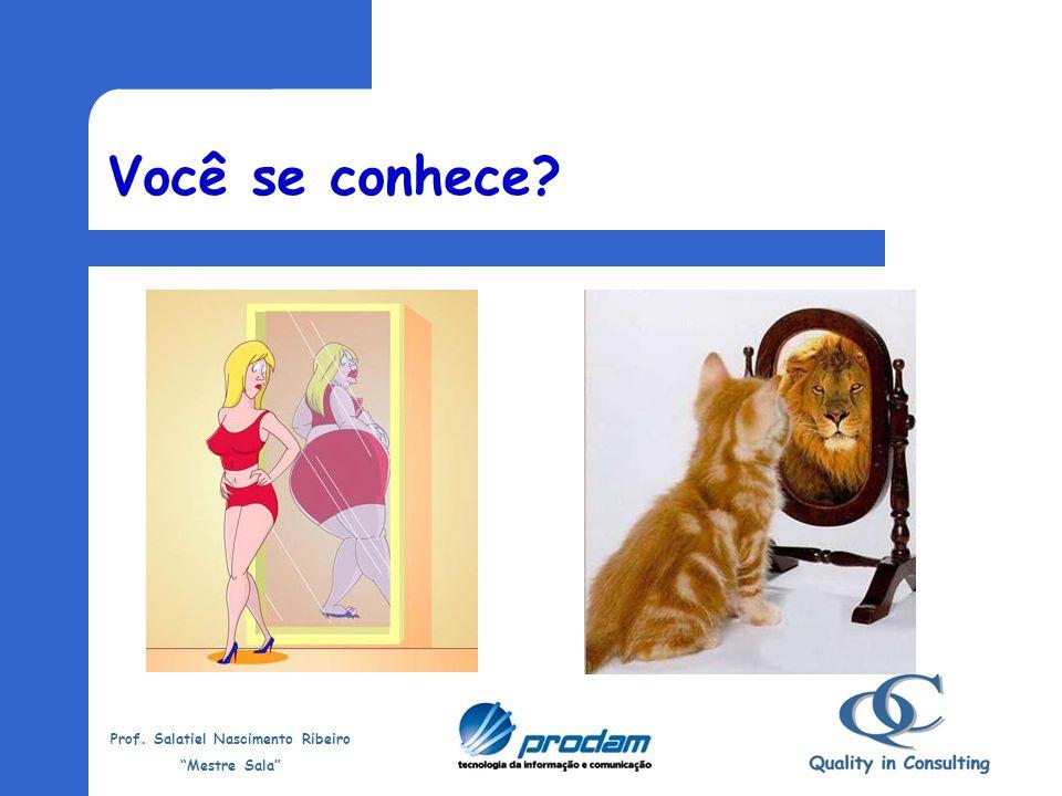 Prof. Salatiel Nascimento Ribeiro Mestre Sala Desafios da Comunicação O Relacionamento Interpessoal é muito valorizado atualmente. Pessoas que apresen