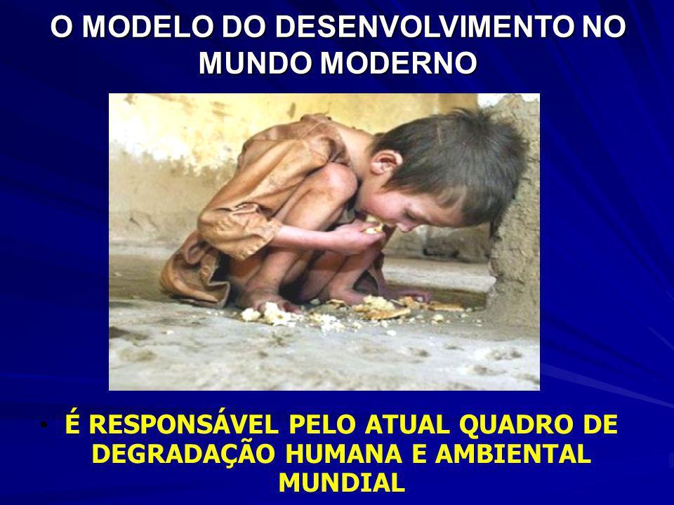 CRESCER ECONOMICAMENTE NÃO É CONDIÇÃO SUFICIENTE PARA ALCANÇAR-SE QUALIDADE DE VIDA...