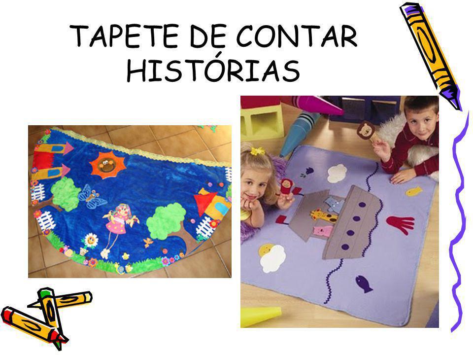 TAPETE DE CONTAR HISTÓRIAS
