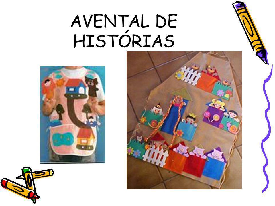 AVENTAL DE HISTÓRIAS