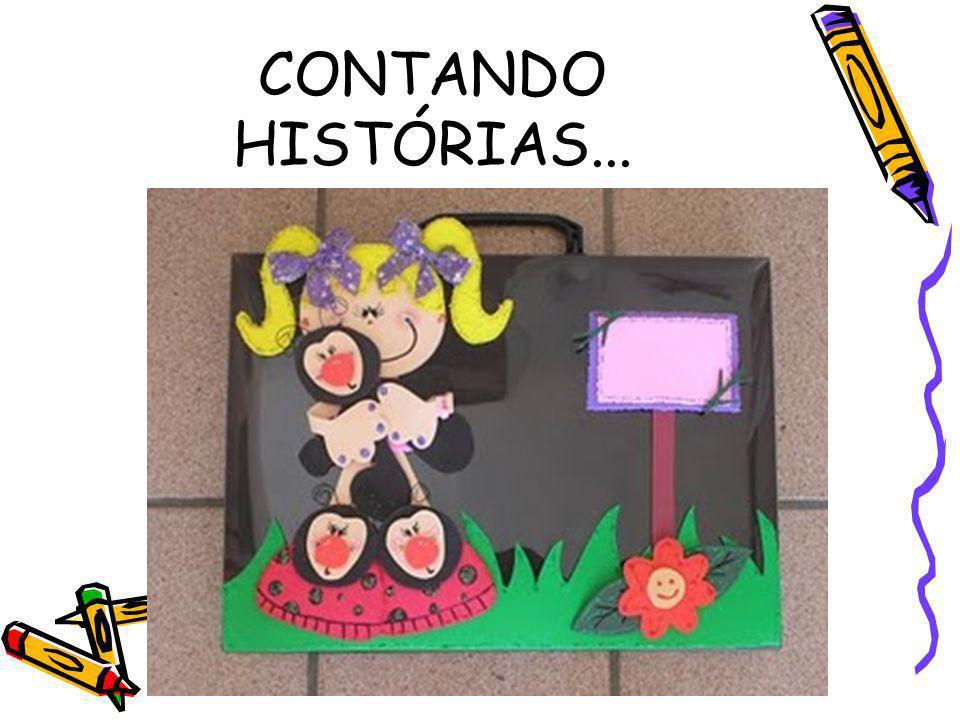 CONTANDO HISTÓRIAS...