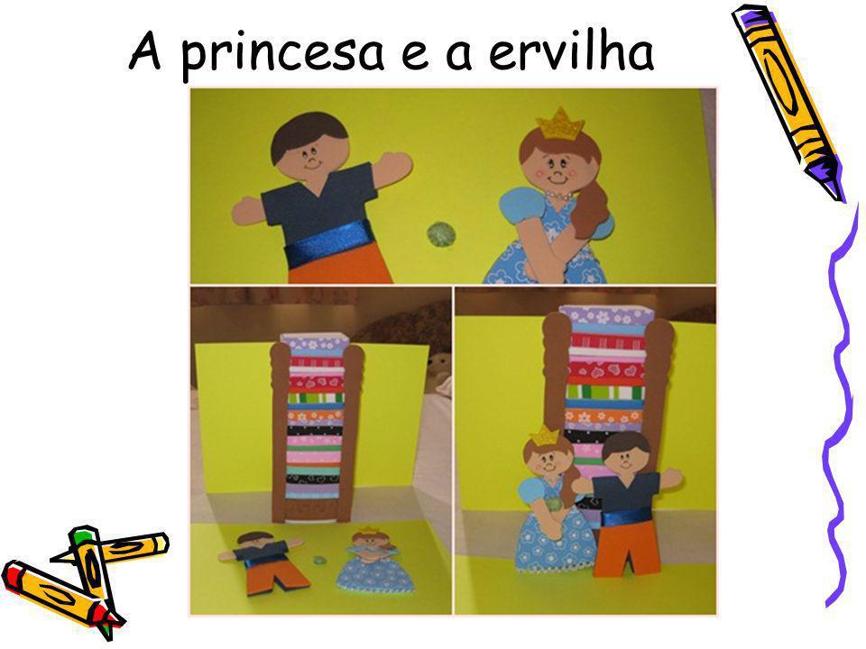 A princesa e a ervilha