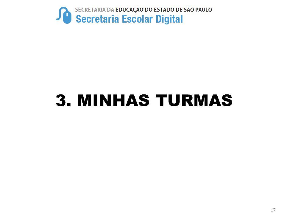3. MINHAS TURMAS 17
