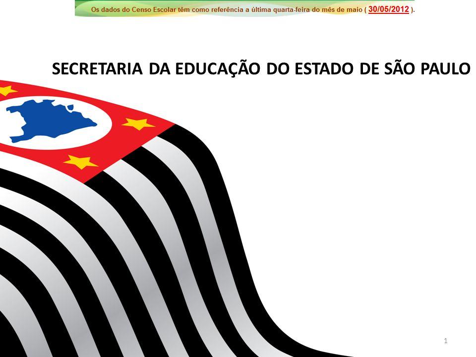 SECRETARIA DA EDUCAÇÃO DO ESTADO DE SÃO PAULO 1
