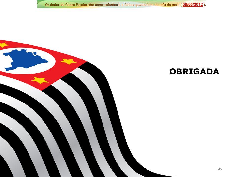 OBRIGADA 45