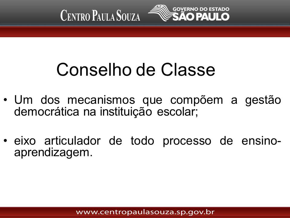 Conselho de Classe Intermediário A afirmação o aluno não estuda engloba tanto aquele que não realiza atividades propostas, como aquele que realiza, entrega mas, que não demonstra ter obtido nenhum aprendizado.