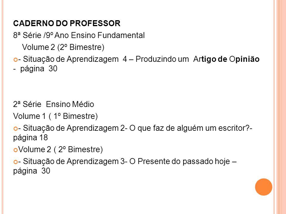 Redação EM.doc Orientações para correção das redações Página 6 ( Orientações para o professor) 1.