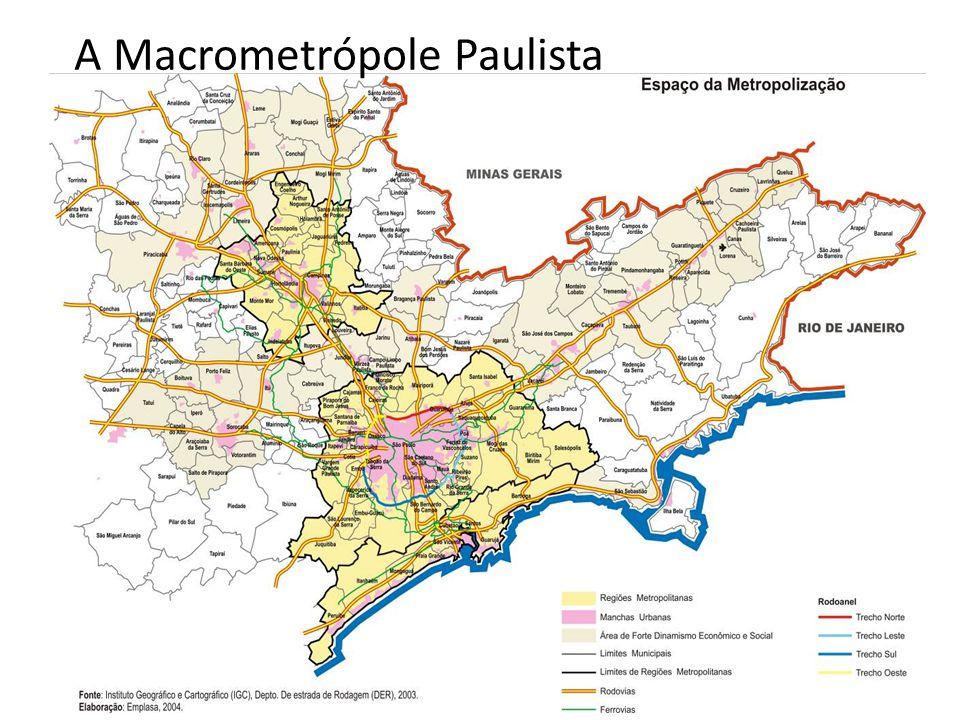 Interconexões macrometropolitanas Sabesp: PDAA 2004