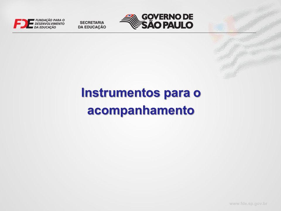 Instrumentos para o acompanhamento