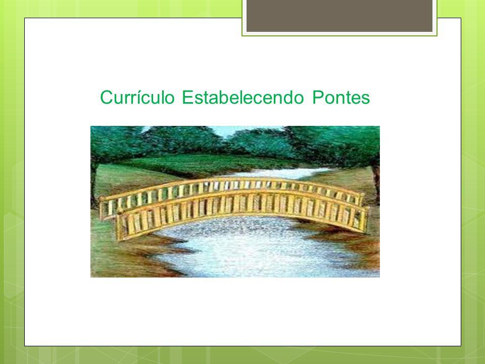 Currículo Estabelecendo Pontes