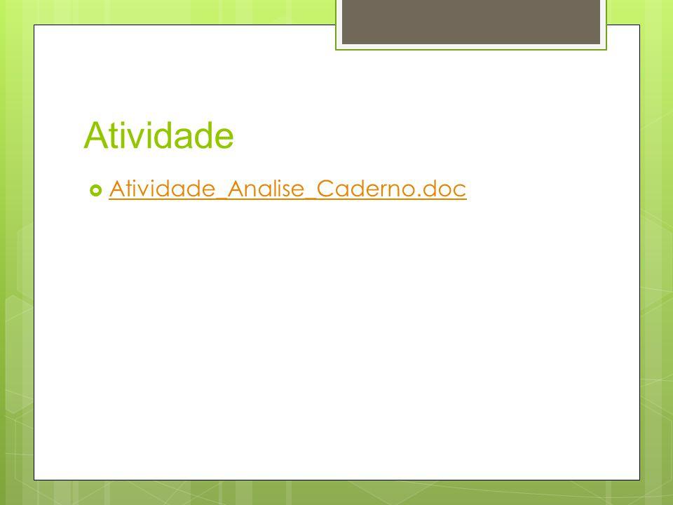 Atividade Atividade_Analise_Caderno.doc