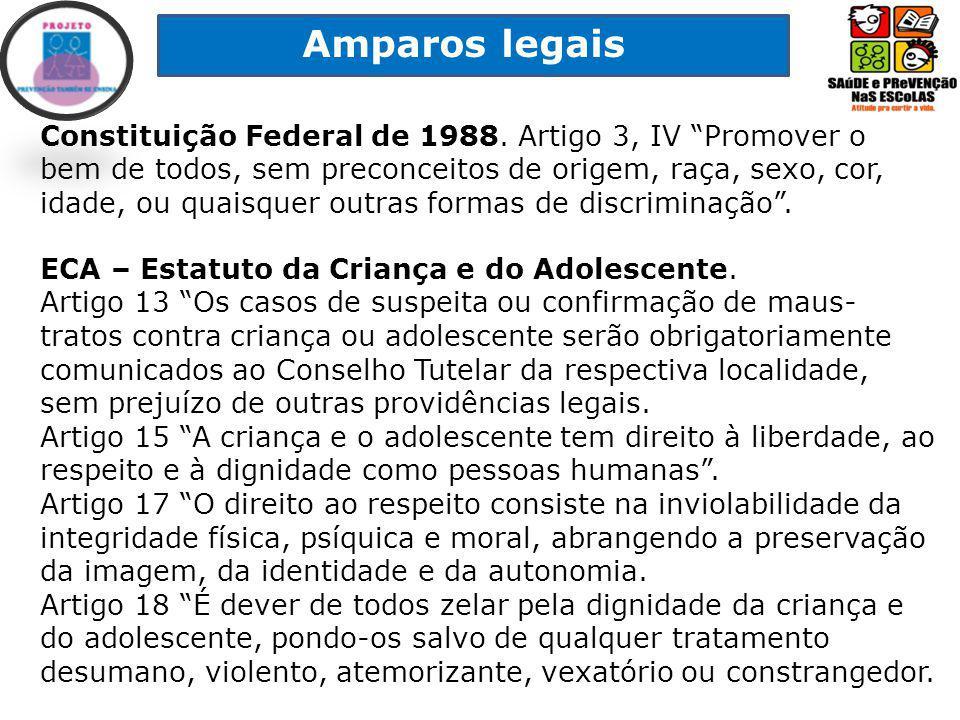 Constituição Federal de 1988.