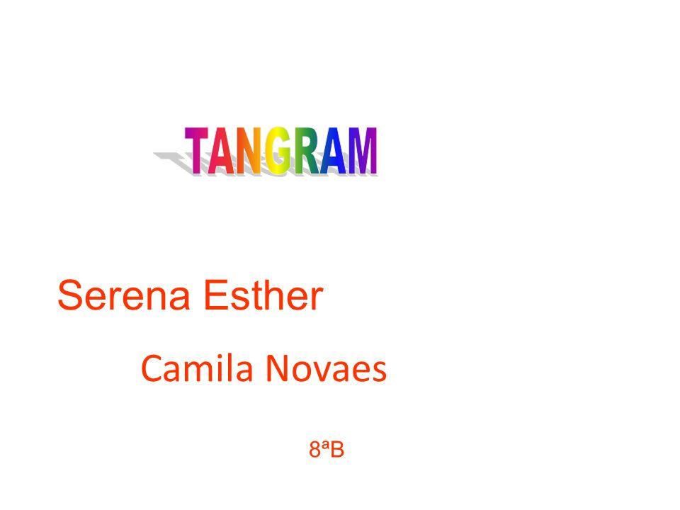 Camila Novaes 8ªB Serena Esther