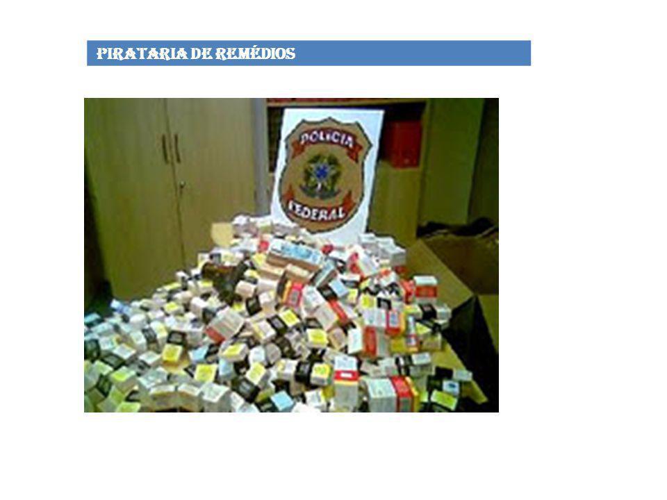 PIRATARIA DE REMÉDIOS