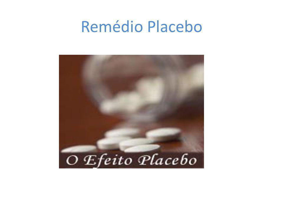 Remédio Placebo