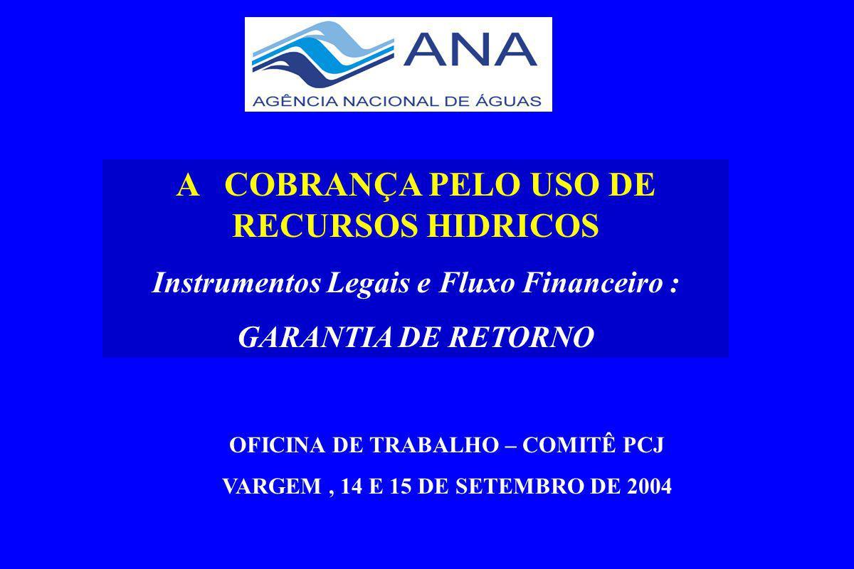 CONCEITOS PRELIMINARES LEI Nº 9433 /97 Institui a Política Nacional de Recursos Hídricos, e cria o Sistema Nacional de Gerenciamento de Recursos Hídricos,....