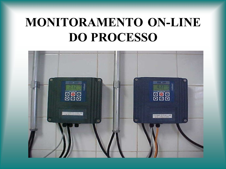 MONITORAMENTO ON-LINE DO PROCESSO