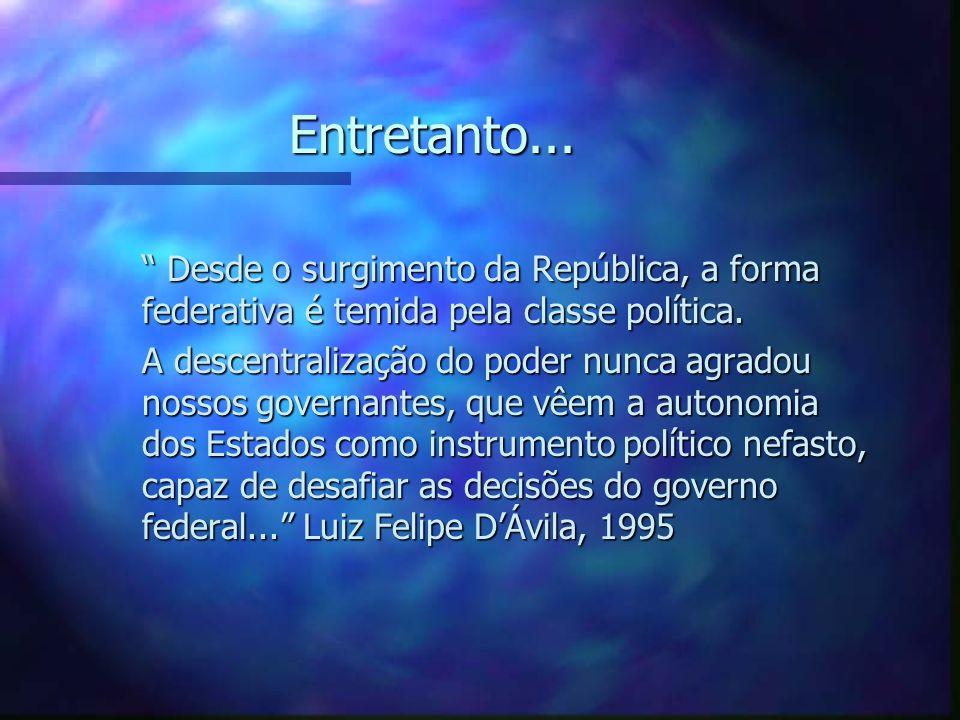 A Lei 9.433/1997 n O Federalismo de Cooperação Art.