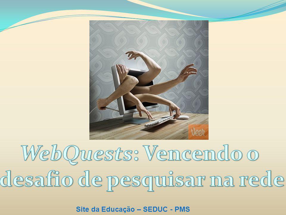 Site da Educação – SEDUC - PMS