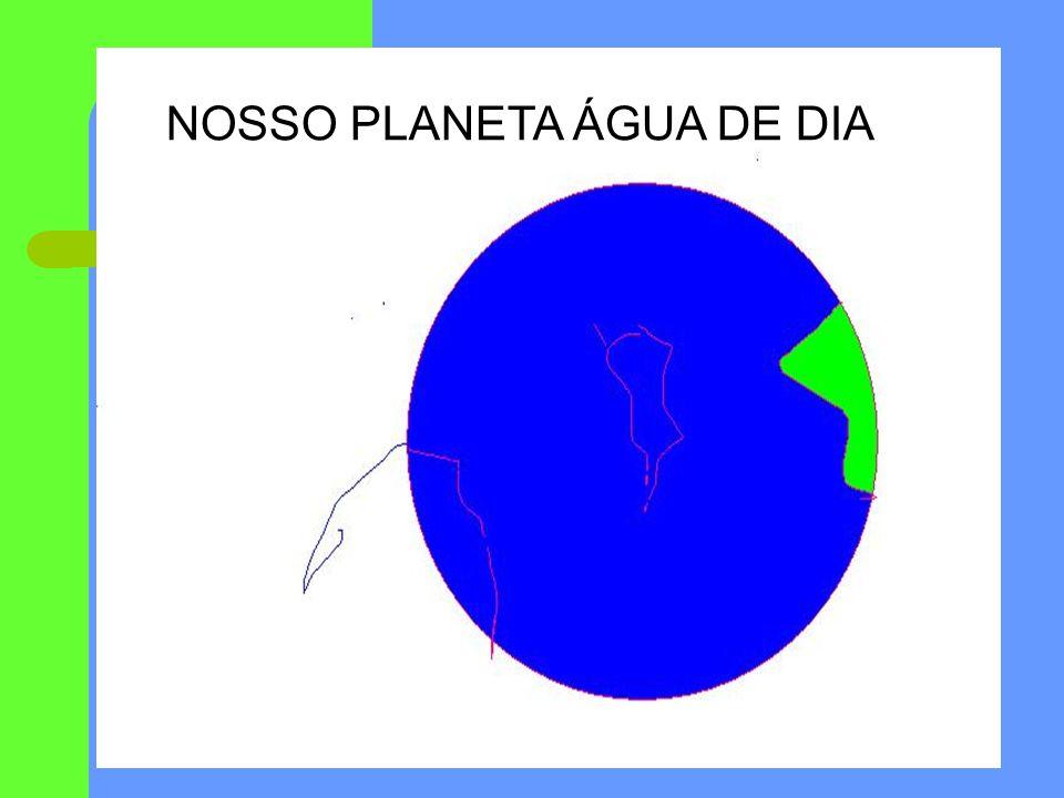 NOSSO PLANETA ÁGUA DE DIA