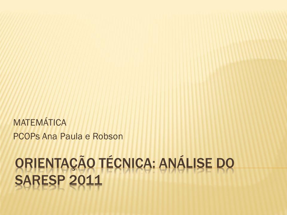 MATEMÁTICA PCOPs Ana Paula e Robson