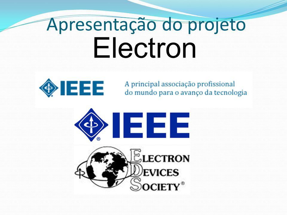 Apresentação do projeto Electron