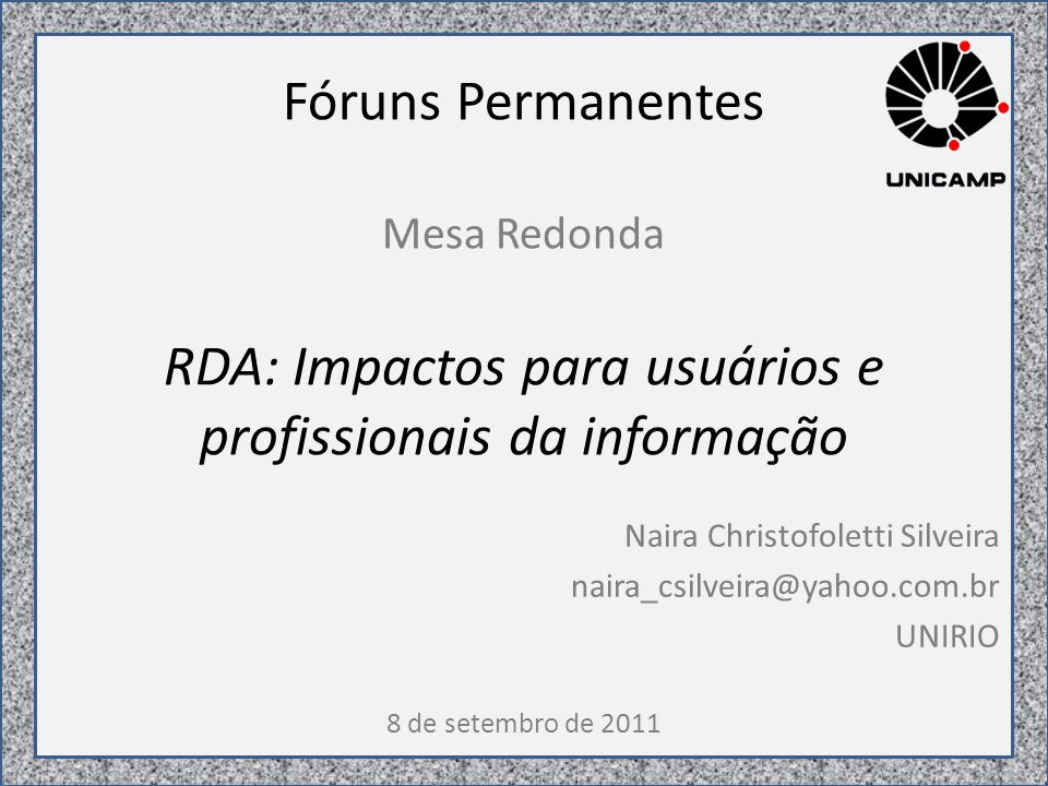 RDA – Seção 6, Capítulo 20 20 - PERSONS, FAMILIES, AND CORPORATE BODIES ASSOCIATED WITH AN EXPRESSION 20.0 Purpose and Scope This chapter provides general guidelines and instructions on recording relationships to persons, families, and corporate bodies associated with an expressioneditors, translators, illustrators, performers, etc.