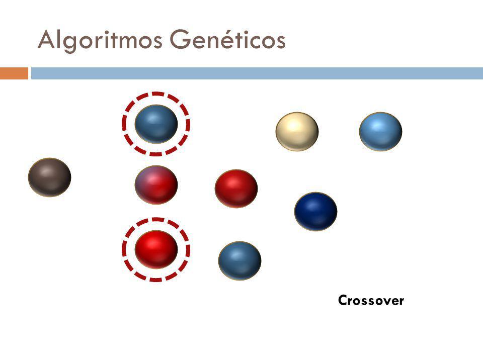 Algoritmos Genéticos Crossover