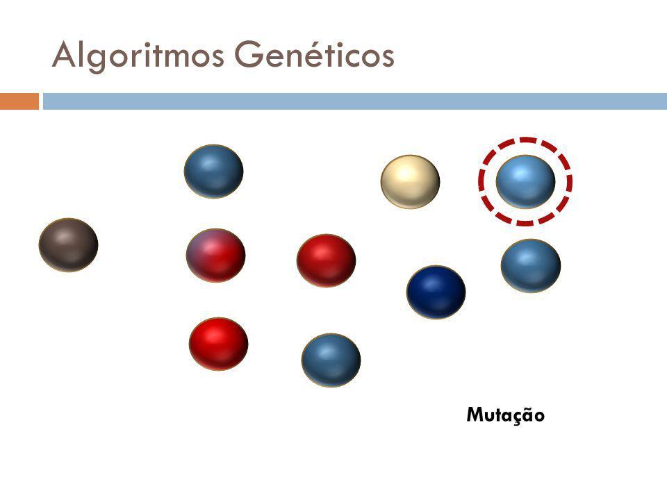 Algoritmos Genéticos Mutação