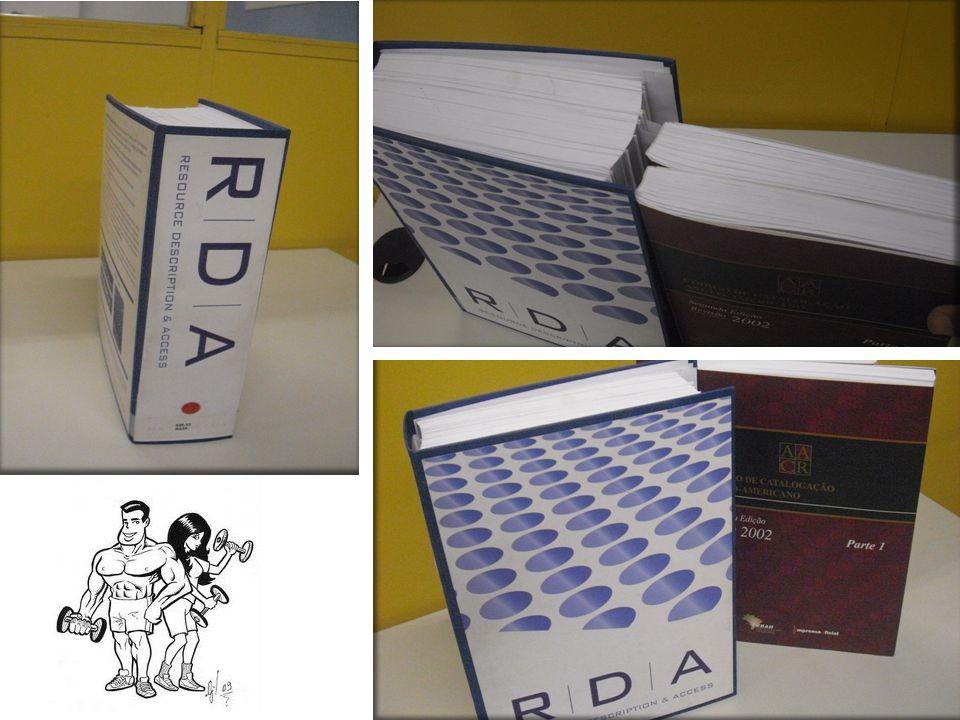 Você acha que a comunidade bibliotecária dos EUA deveria implementar a RDA.
