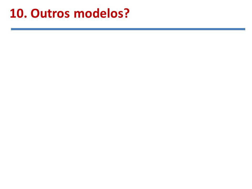 10. Outros modelos Inserir figuras